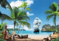 Пиратский остров 196*280см (16 листов)